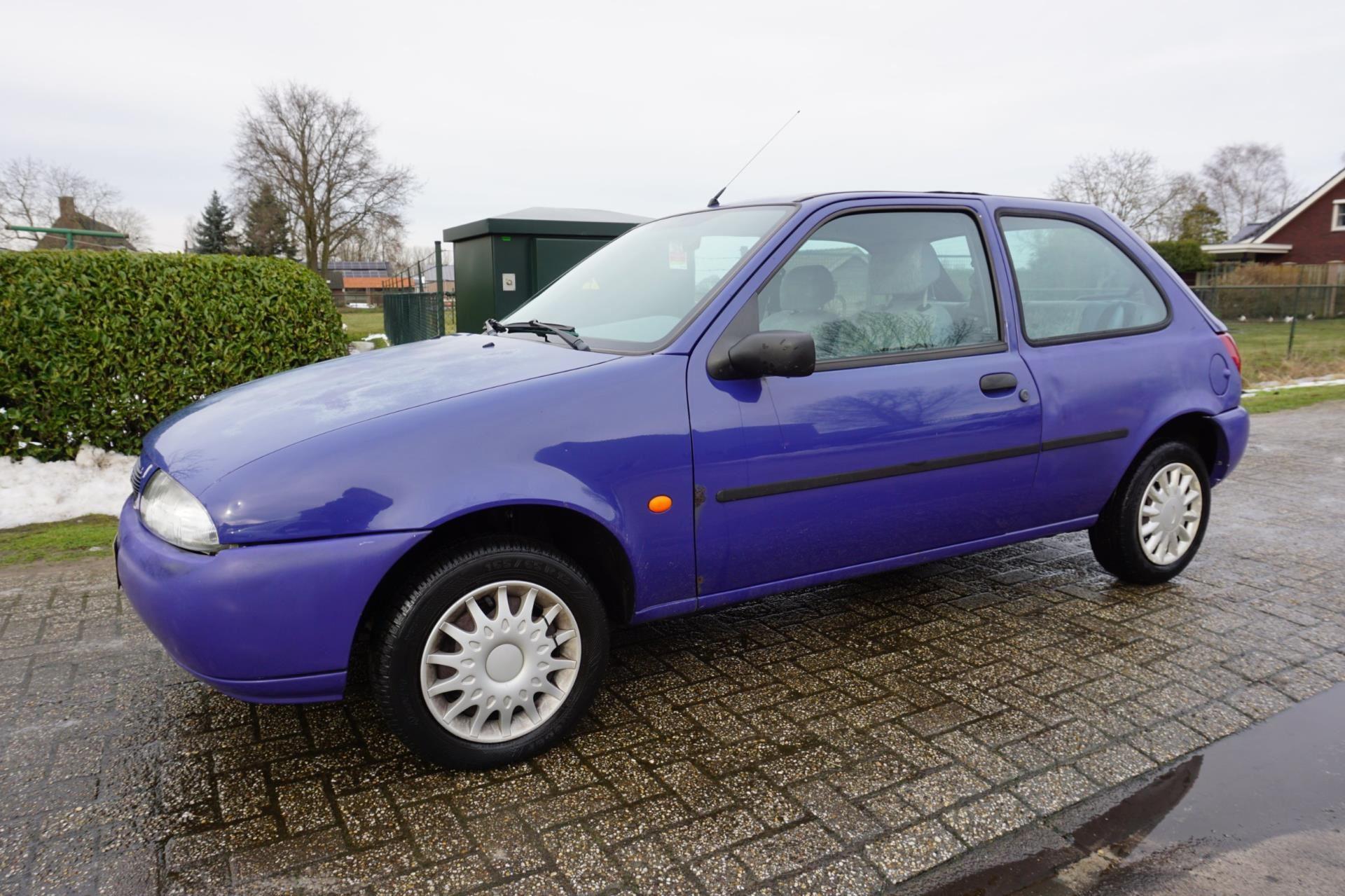 Ford Fiesta occasion - Autobedrijf Pedro v.d. Ven