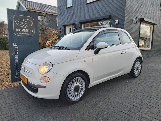 Fiat 500 1.2 Lounge/ Automaat/ Panoramadak/ Airco