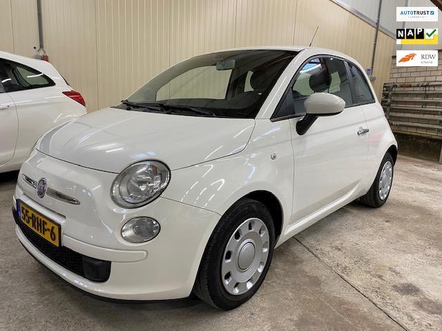 Fiat 500 1.2 Pop/automaat/airco/Nap