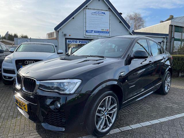 BMW X4 XDRIVE 20D M-PAKKET/69950KM/ZEER COMPLEET