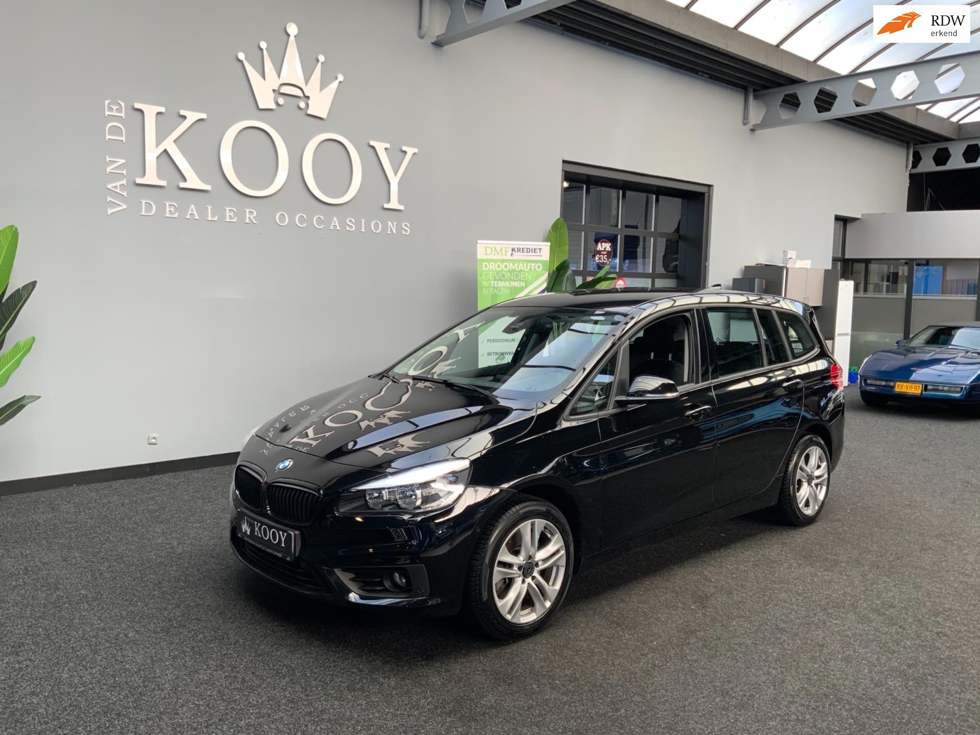 BMW 2-serie Gran Tourer occasion - Van De Kooy Dealer Occasions Opmeer