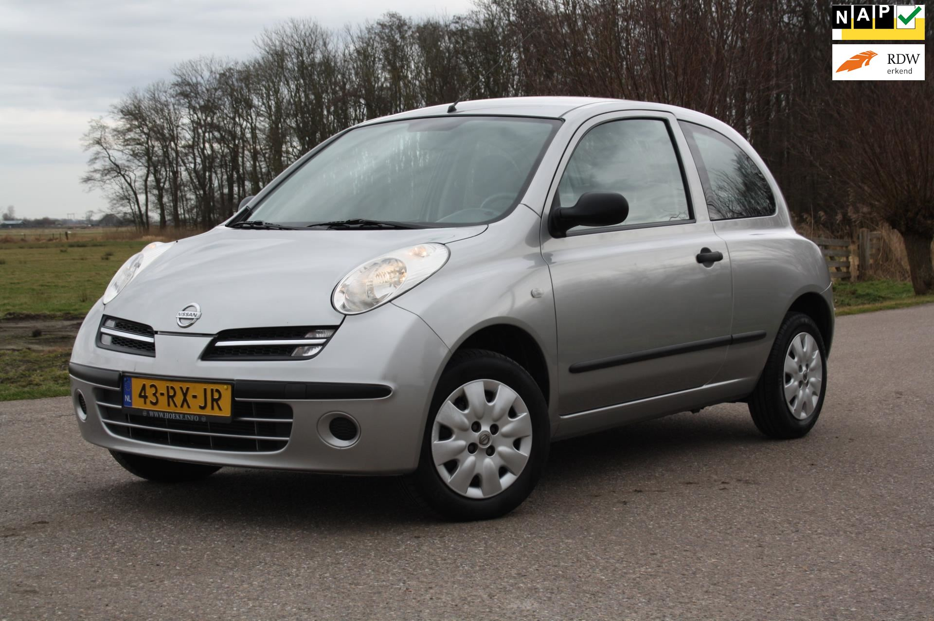 Nissan Micra occasion - Favoriet Occasions