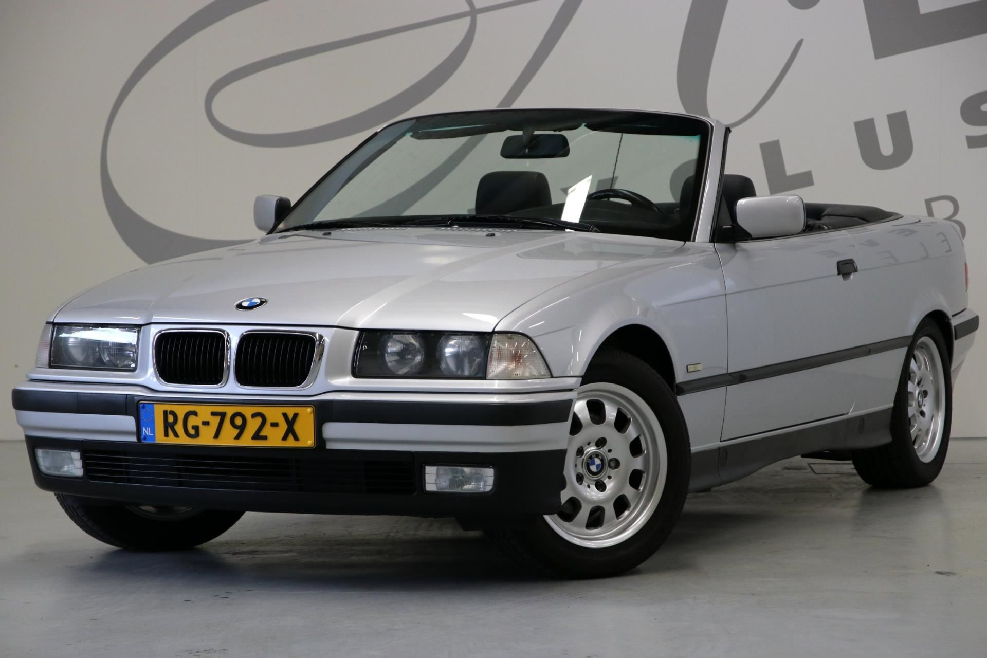 BMW 3-serie Cabrio occasion - Aeen Exclusieve Automobielen