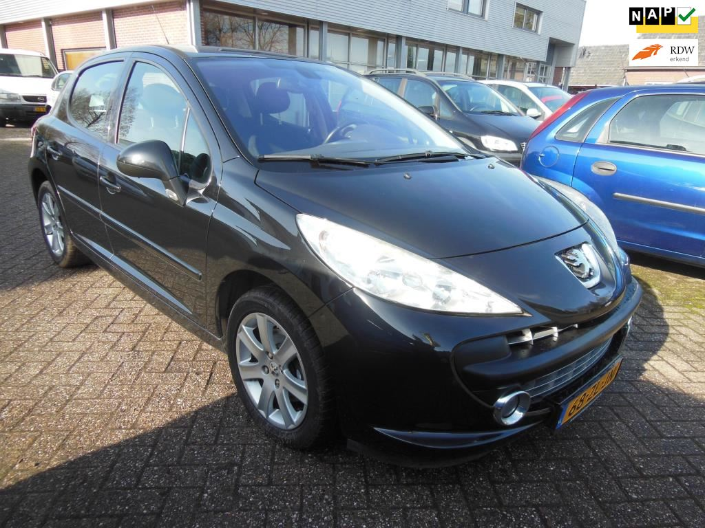 Peugeot 207 occasion - Autobedrijf Grashoek