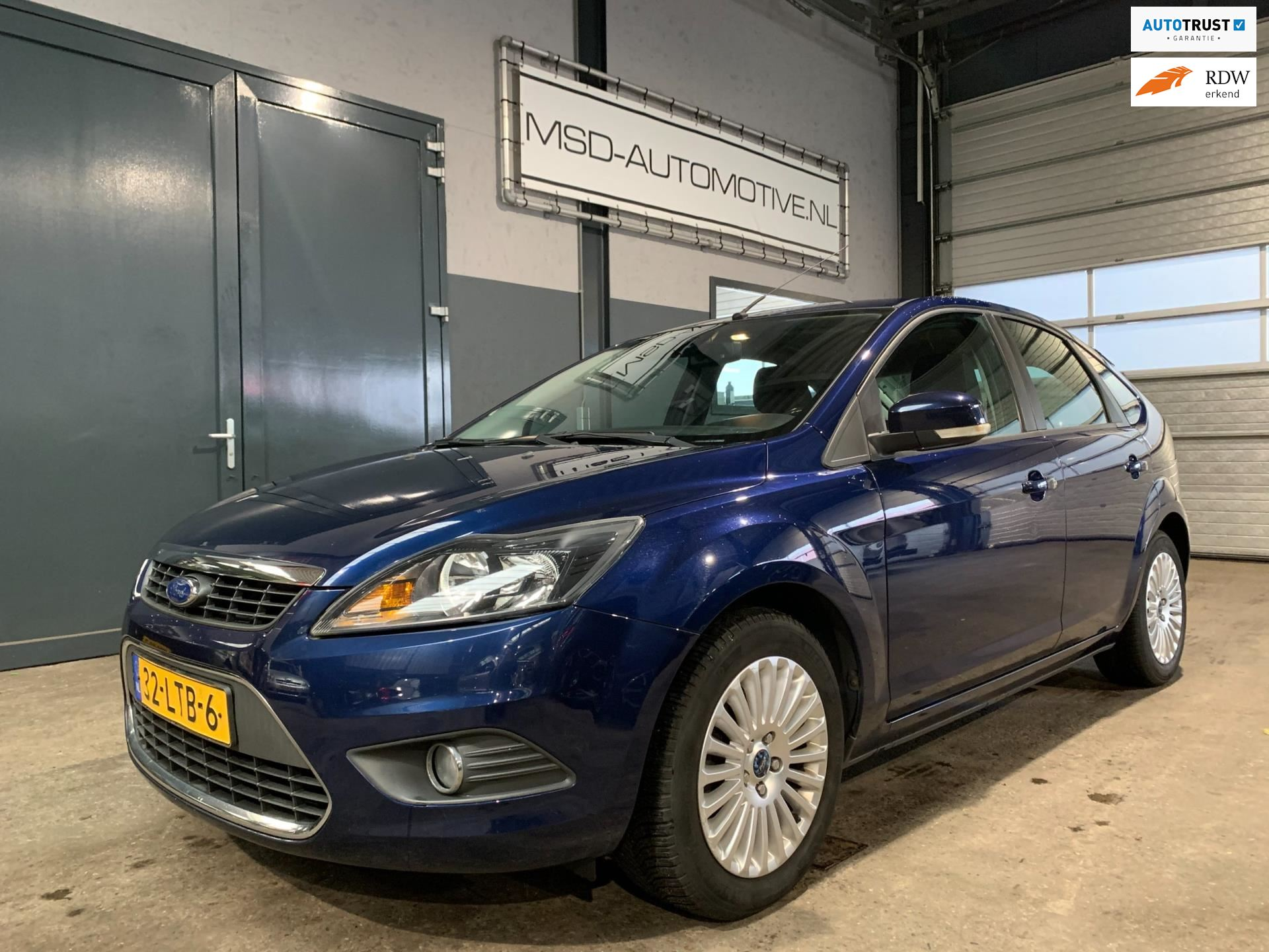 Ford Focus occasion - MSD Automotive