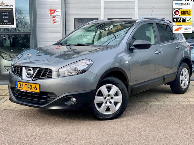 Nissan Qashqai 1.6 Connect Edition, PanoDak, Navi, Camera, NAP