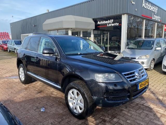 Volkswagen Touareg occasion - Autobedrijf Lorentz