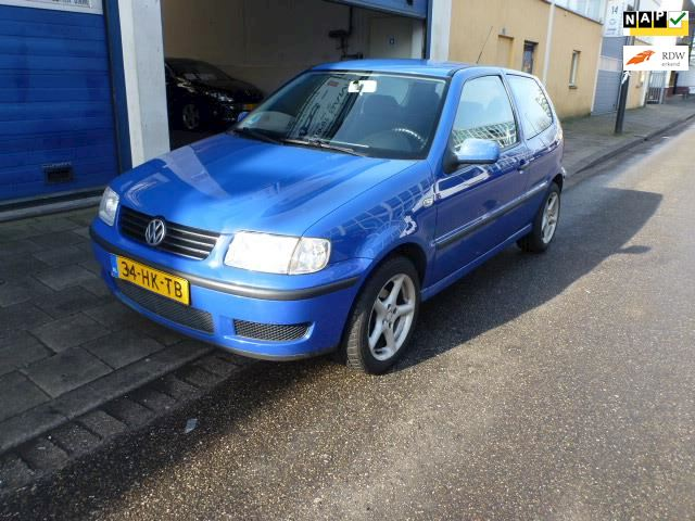 Volkswagen Polo 1.4 Trendline Apk/Stuurbekrachtiging/Cd/Velgen