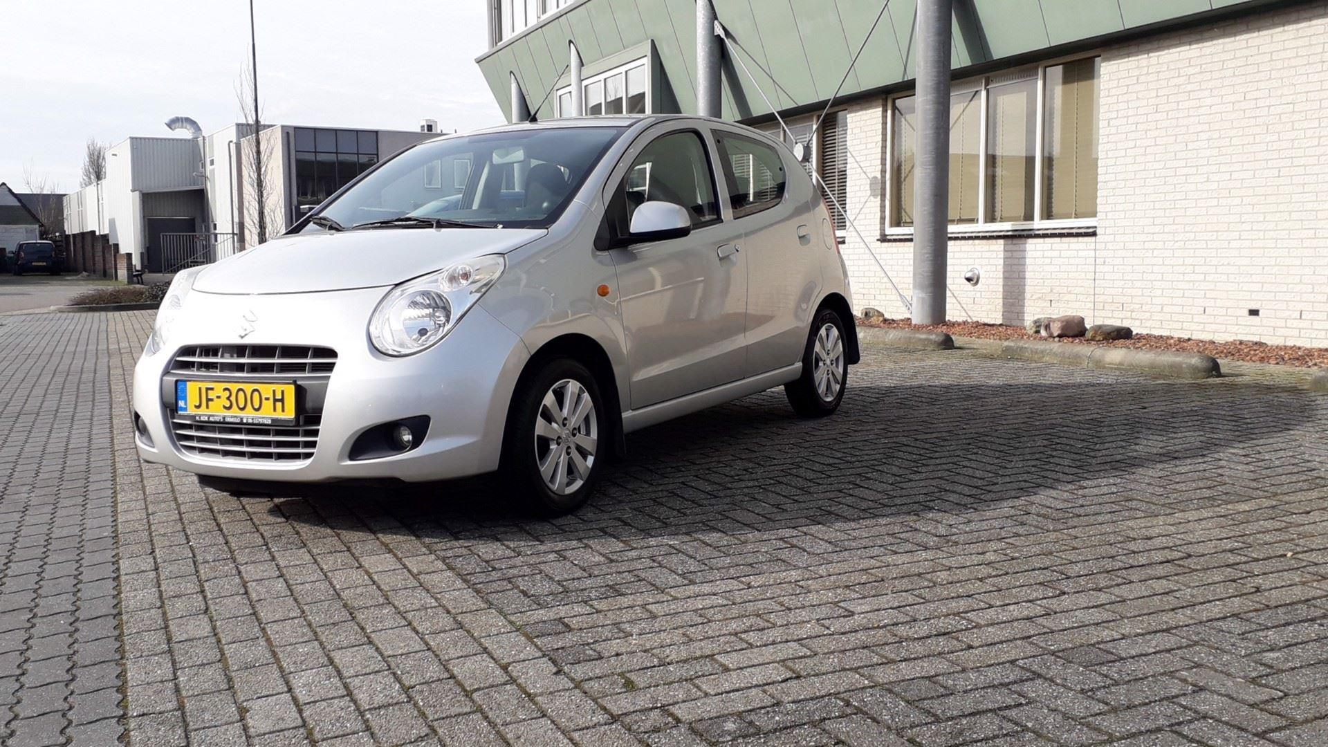 Suzuki Alto occasion - H. Kok Auto's
