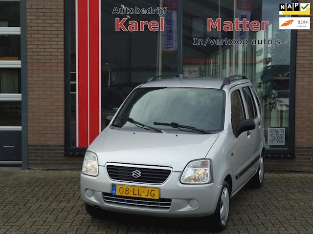 Suzuki Wagon R+ 1.3 GLS