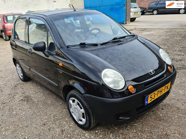 Daewoo Matiz occasion - DeAuto nl