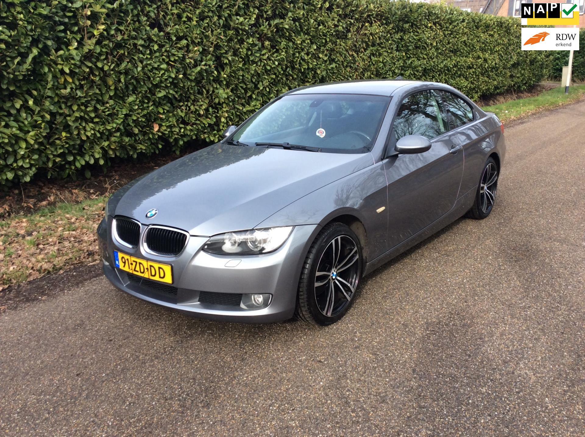 BMW 3-serie Coupé occasion - De Toekomst Auto's