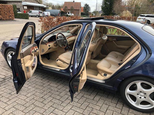Mercedes-Benz S-klasse 500 Lang Bose clima apk 23-02-2022