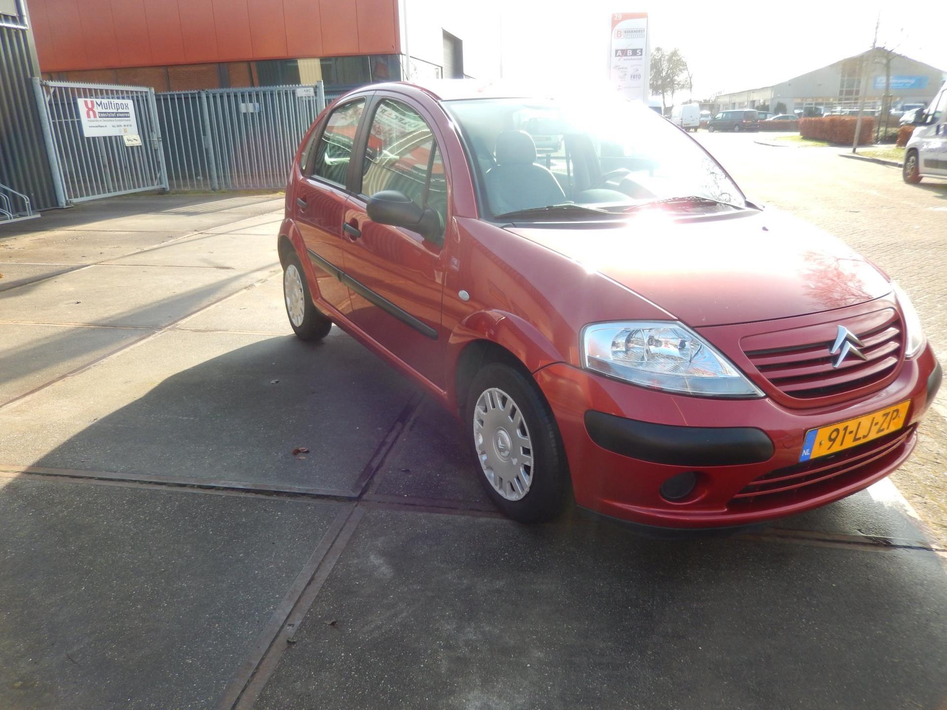Citroen C3 occasion - Auto Discount Zwolle