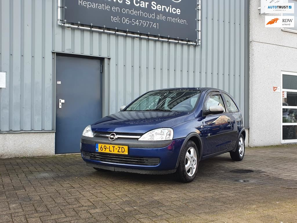 Opel Corsa occasion - Steves Car Service