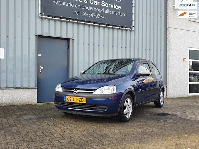 Opel Corsa 1.2-16V Njoy 1ste eigenaar 85 dkm airco