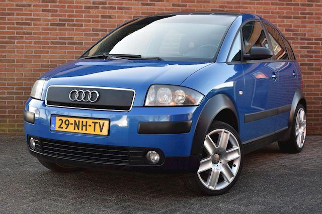 Audi A2 occasion - Autobedrijf Prins