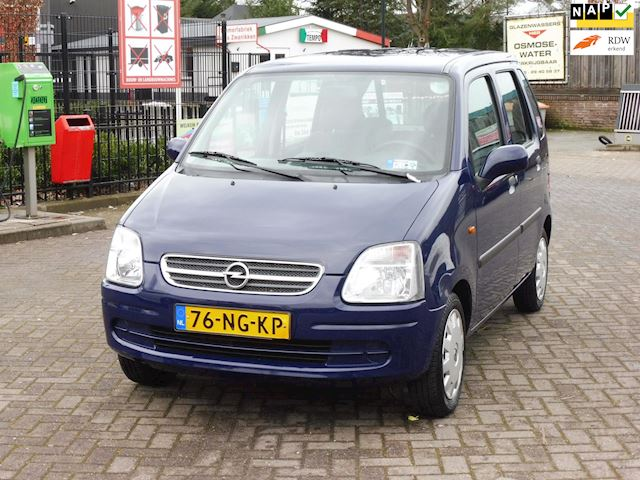 Opel Agila 1.0-12V Comfort/bj2003/apk/73918km/stuurbekracht/nap