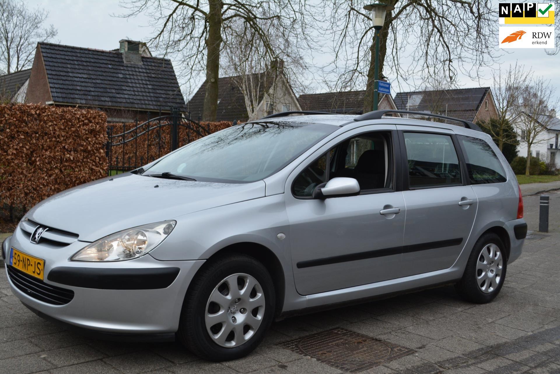 Peugeot 307 Break occasion - Autobedrijf Kiewiet (Auto 25)