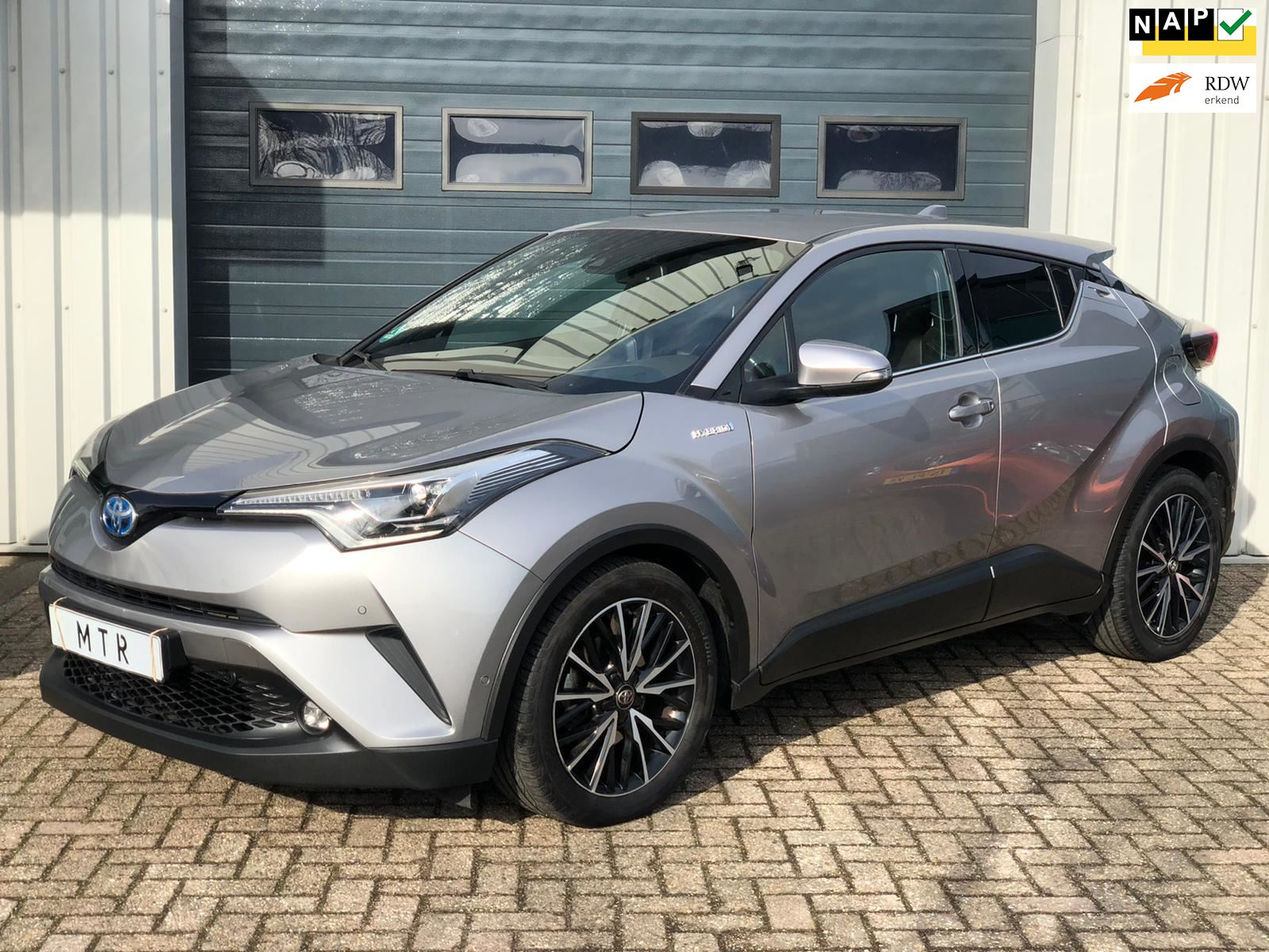 Toyota C-HR occasion - MTR Auto's