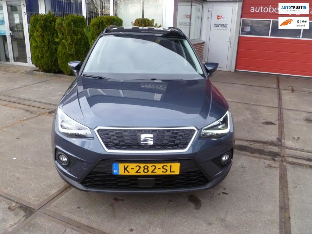 Seat Arona occasion - Autobedrijf Gerard van Riel