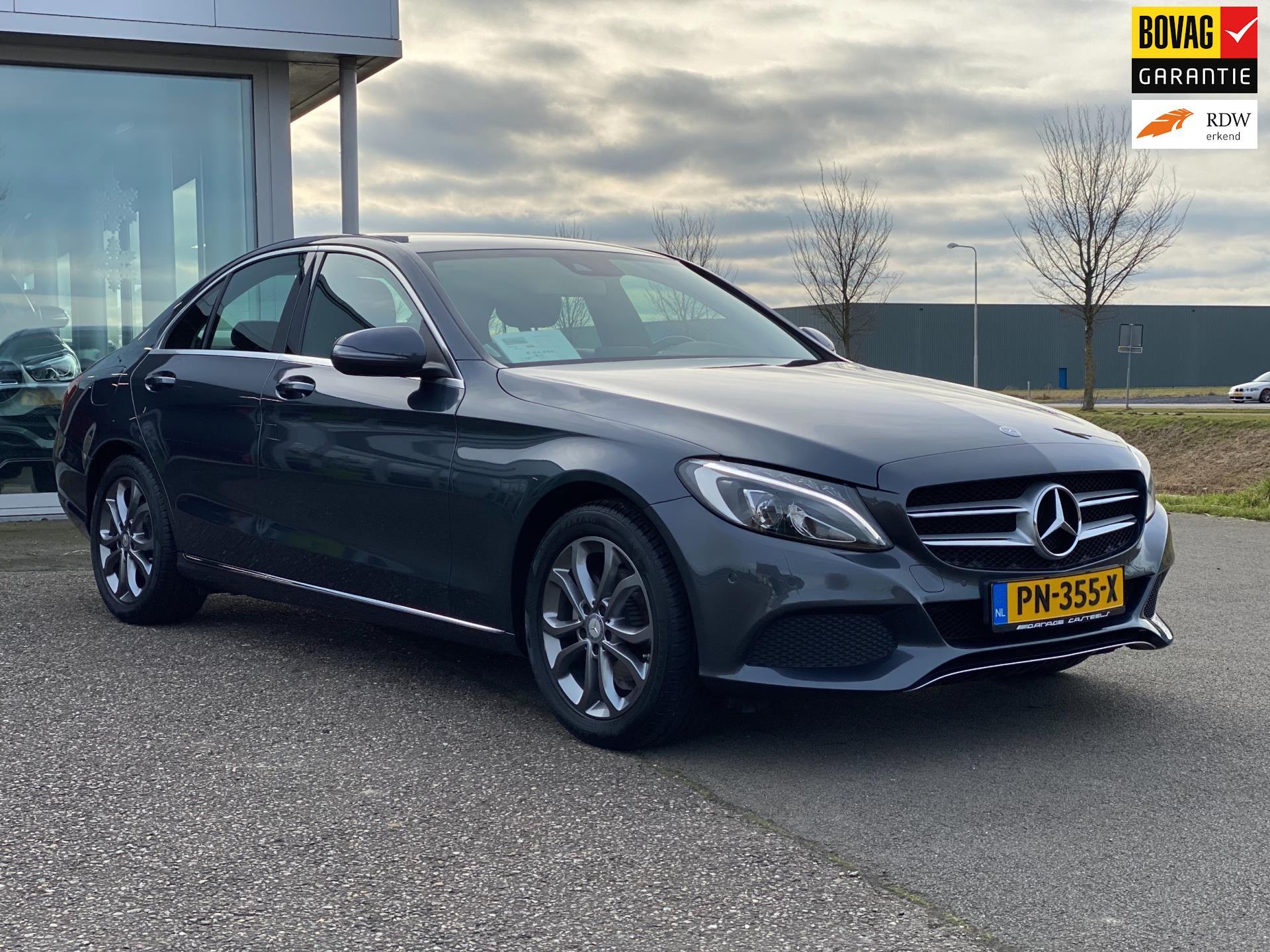 Mercedes-Benz C-klasse occasion - Garage Casteels