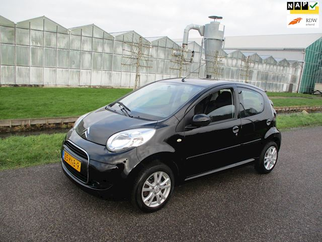 Citroen C1 1.0-12V Ambiance 5 Drs met Airco