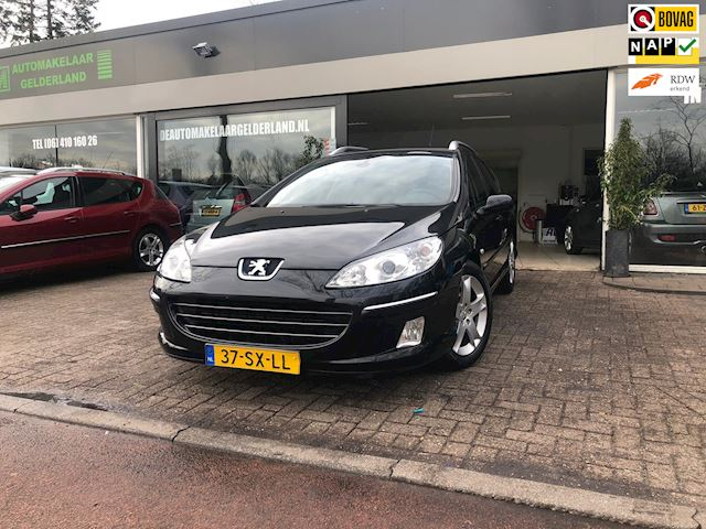 Peugeot 407 SW 2.0-16V XS Pack/Nw Apk/Cruise/Airco/Jbl