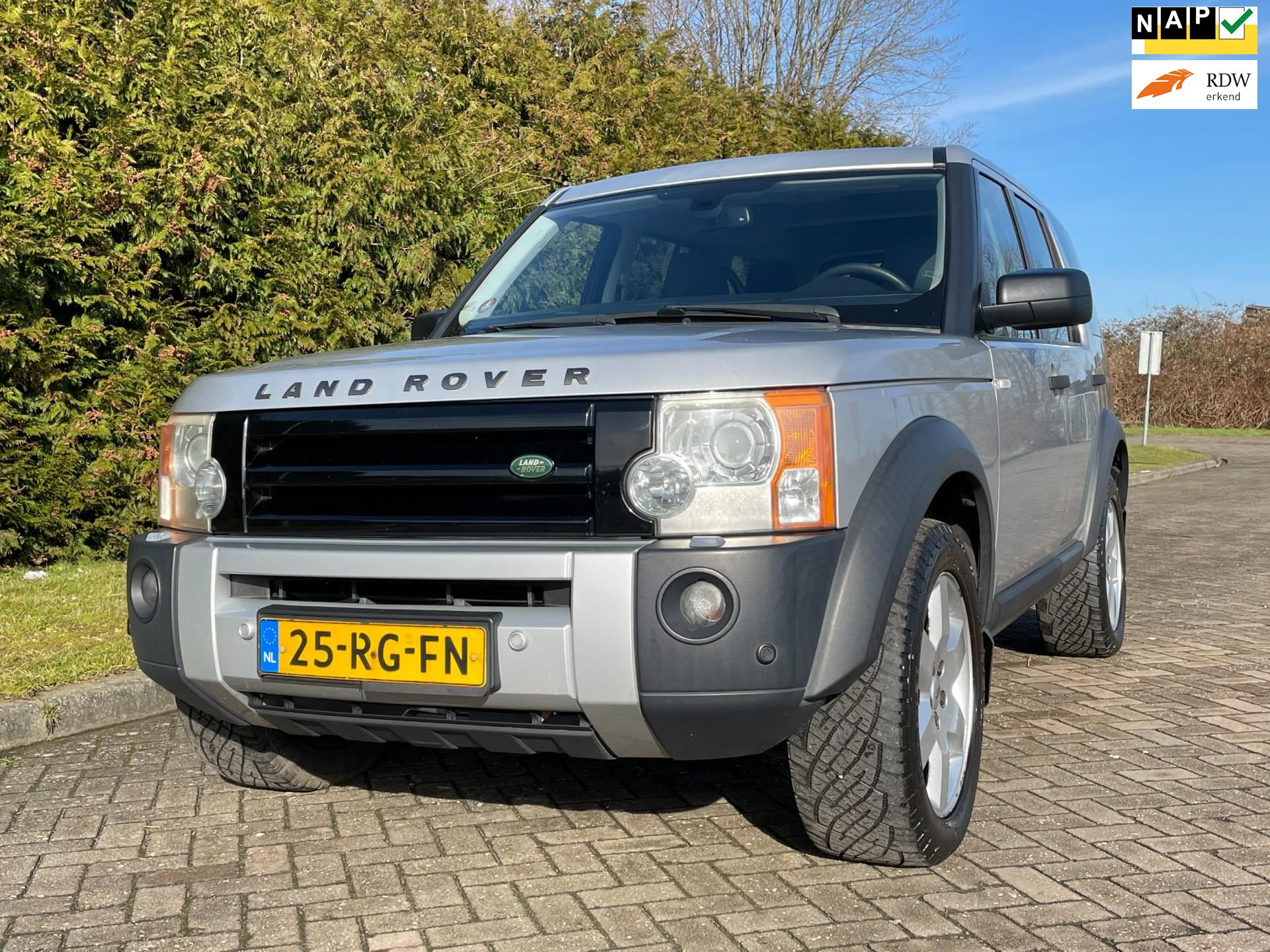 Land Rover Discovery occasion - Goldenstone Cars
