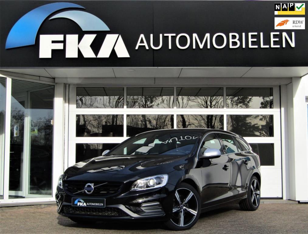 Volvo V60 occasion - FKA Automobielen