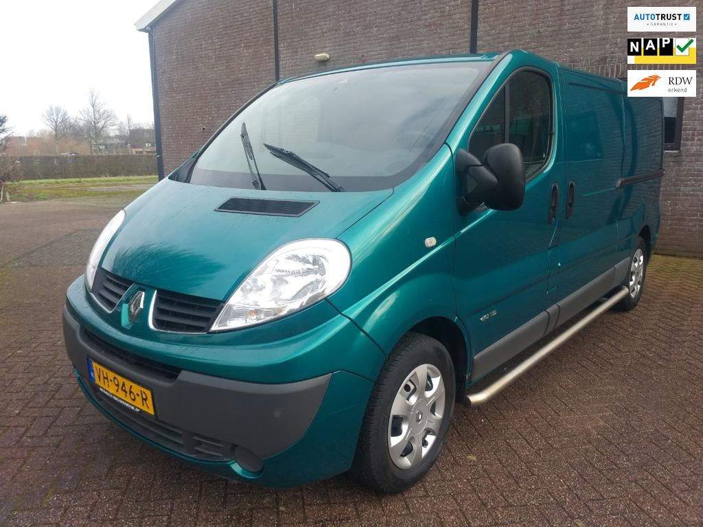 Renault Trafic occasion - Jelma Auto's