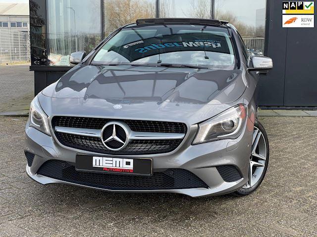 Mercedes-Benz CLA-klasse 180 CDI*PANO*LED*18''AMG*NAP*