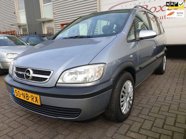 Opel Zafira 1.6-16V Comfort 5 deurs 7 persoons