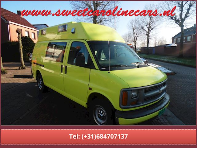 Chevrolet USA Chevy Van occasion - Sweet Caroline Cars