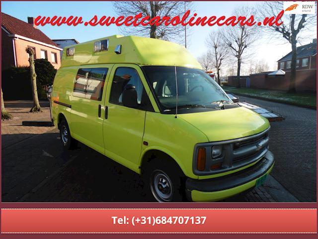 Chevrolet USA Chevy Van occasion - Sweet Caroline Cars