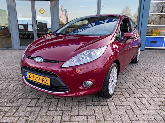 Ford Fiesta 1.4 Titanium, AIRCO, LMV !!