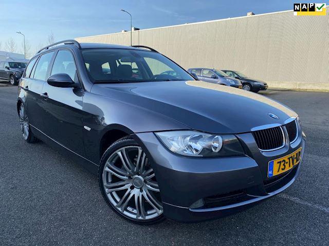 BMW 3-serie Touring 320i High Executive LPG/G3 BJ 07 Org NL Climate/Panorama/Leder Zeer Netjes !!!