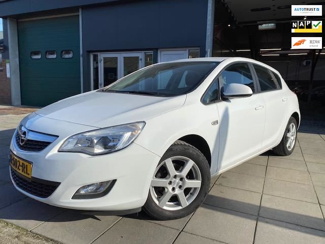 Opel Astra occasion - Autoplaza Tilburg