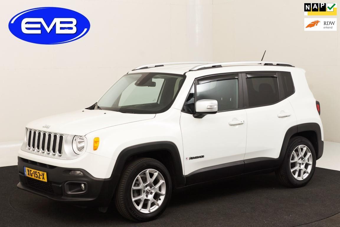 Jeep Renegade occasion - E. van Boxtel Auto's BV