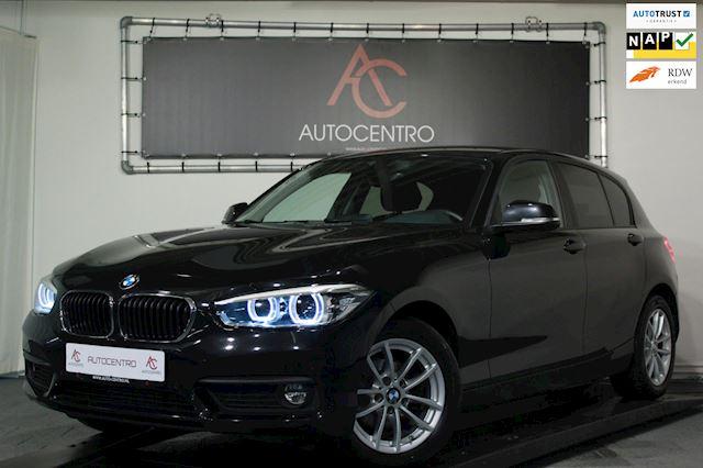 BMW 1-serie 118i / LED / PDC V+A / Virtual Disp. / Stoelverw.