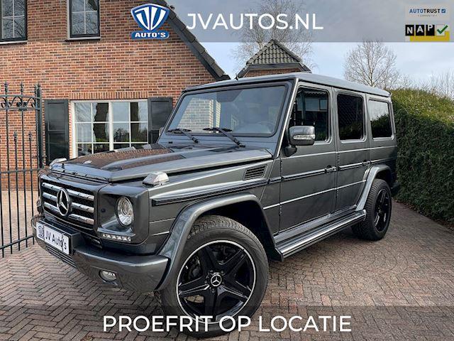 Mercedes-Benz G-klasse occasion - JV Auto's