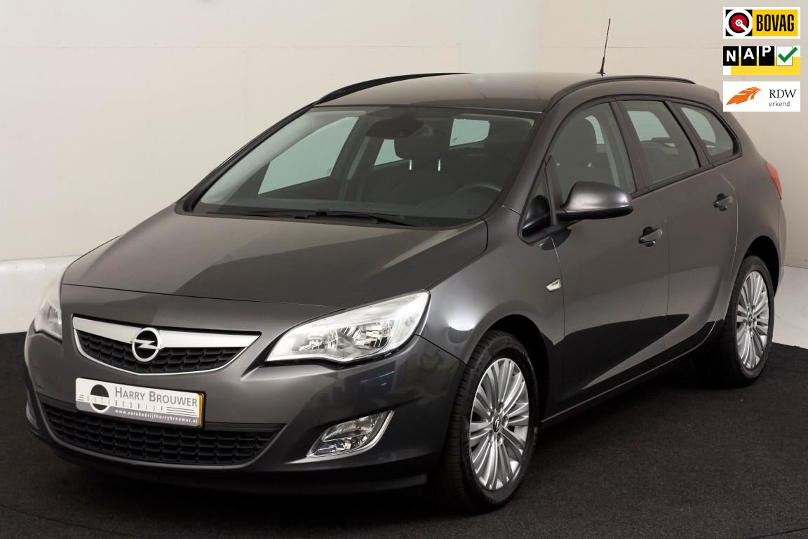 Opel Astra Sports Tourer occasion - Autobedrijf Harry Brouwer B.V.