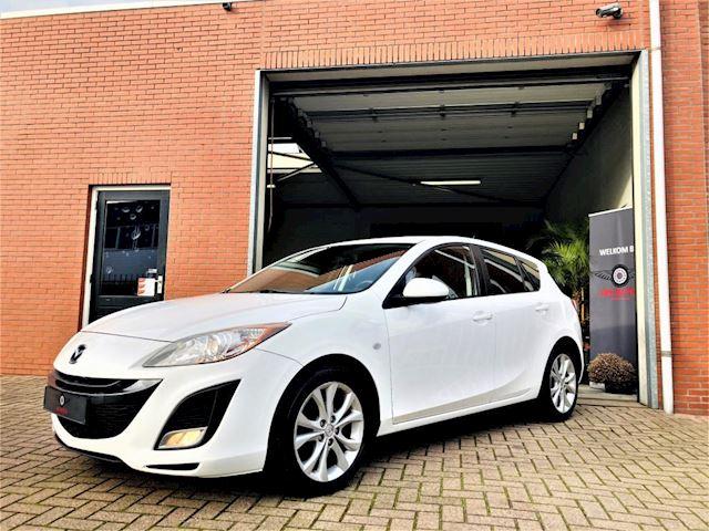 Mazda 3 1.6 Sport 105pk/ CRUISE/ PDC/ STOELVERW./ Bluetooth/ NIEUWE APK