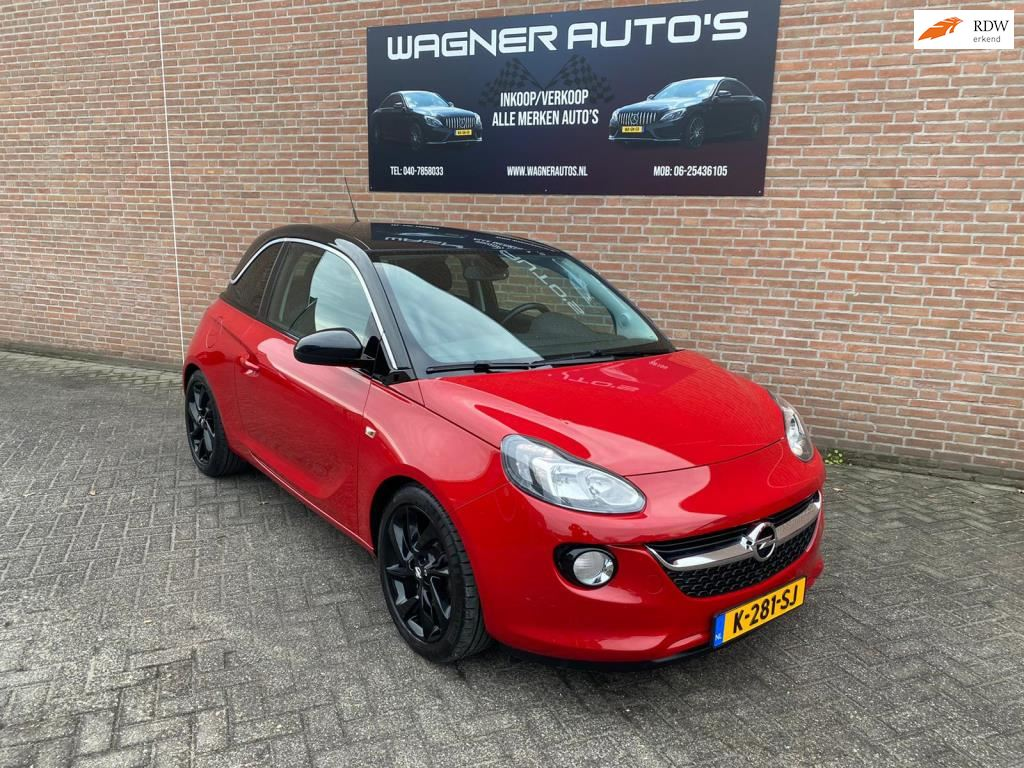 Opel ADAM occasion - Wagner Auto's