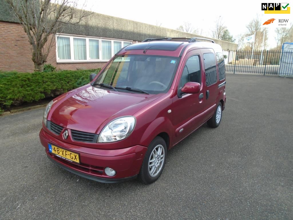 Renault Kangoo occasion - Handelsonderneming Posthumus