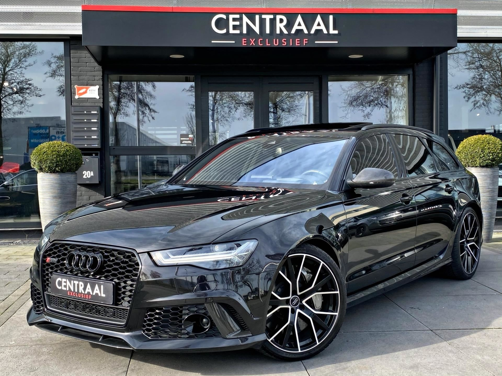 Audi A6 Avant occasion - Centraal Exclusief B.V.
