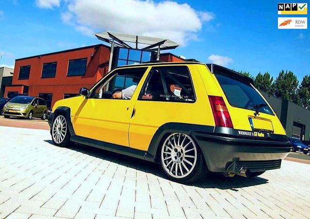 Renault 5 1.4 GT Turbo occasion - Autohandel Hulst