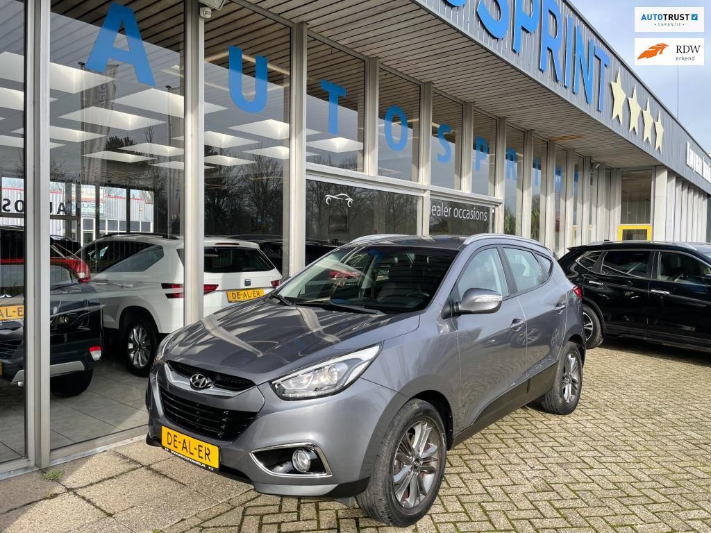 Hyundai Ix35 occasion - Sprint Automobiel
