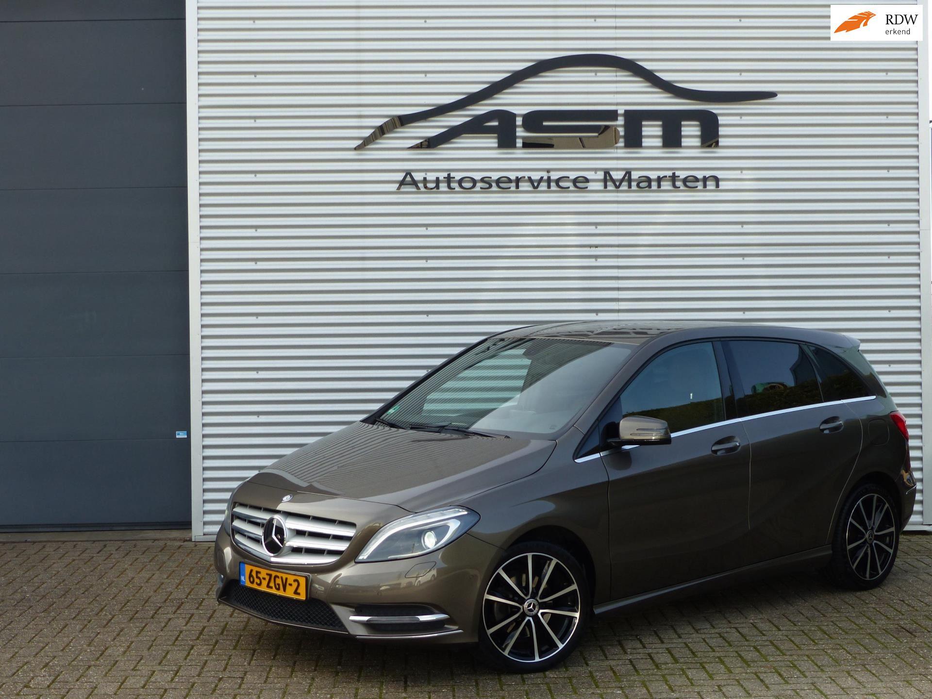 Mercedes-Benz B occasion - ASM Autoservice Marten