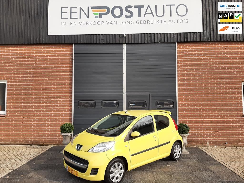 Peugeot 107 occasion - Een Post Auto